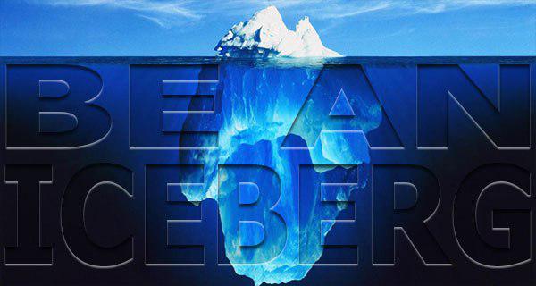 be an iceberg ymca image